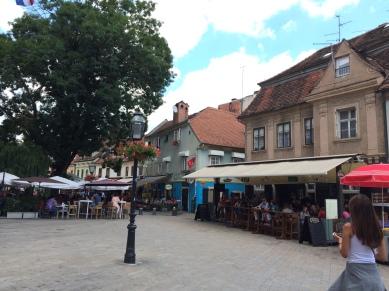 Tkalciceva Barlar sokağı
