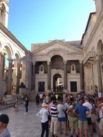 Peristil Square