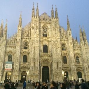 gece Duomo