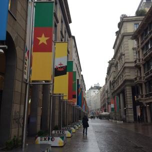 Corso Vittorio Emanuele caddesi